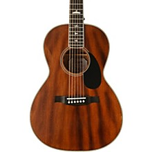 SE P20 Parlor with All Mahogany Construction and Satin Finish Acoustic Guitar Vintage Mahogany