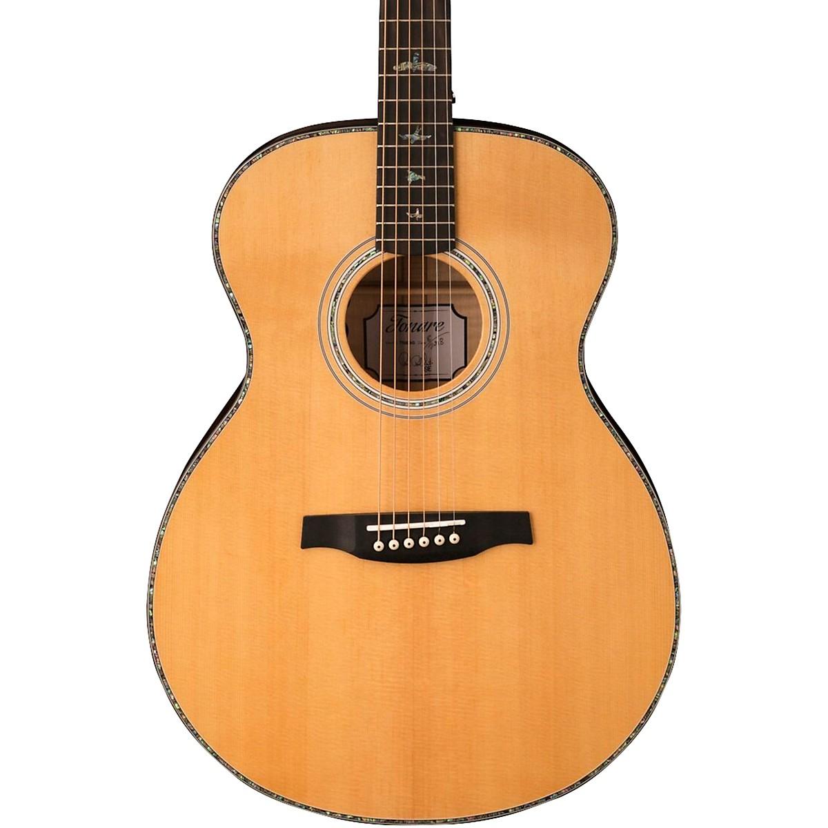 PRS SE TE55 Acoustic-Electric Guitar
