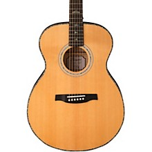 SE TE55 Acoustic-Electric Guitar Black Gold