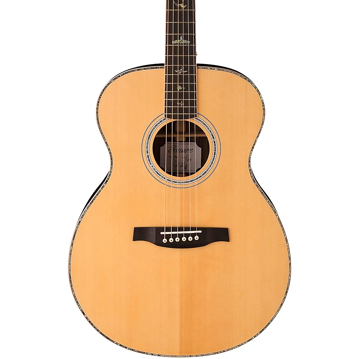 PRS SE TE60 Acoustic-Electric Guitar