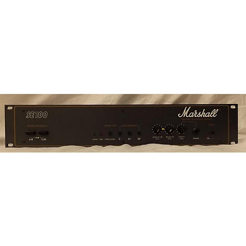 Marshall SE100 Speaker Emulator Power Attenuator