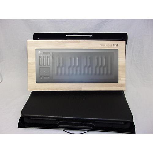 used roli seaboard rise synthesizer guitar center. Black Bedroom Furniture Sets. Home Design Ideas