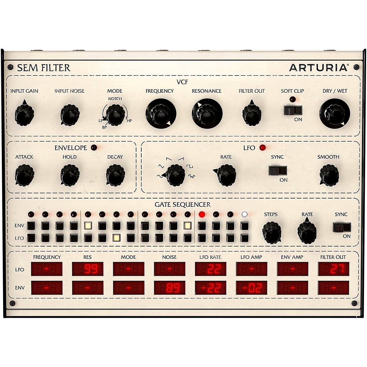 Arturia SEM-Filter (Software Download)