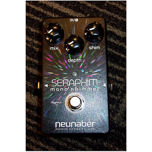 In Store Used SERAPHIM MONO SHIMMER Effect Pedal