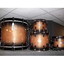 DrumCraft SERIES 8 DRUM KIT MOCHA BURST Drum Kit