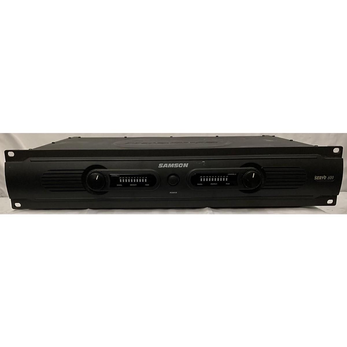 Samson SERVO 600 Power Amp