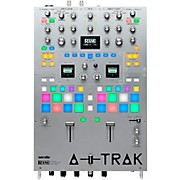 SEVENTY A-Trak 2-Channel Solid Steel Precision Performance Signature DJ Mixer With Fader FX