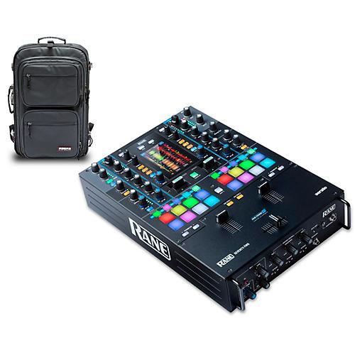 Rane SEVENTY-TWO 2-Channel DJ Battle Mixer with Case