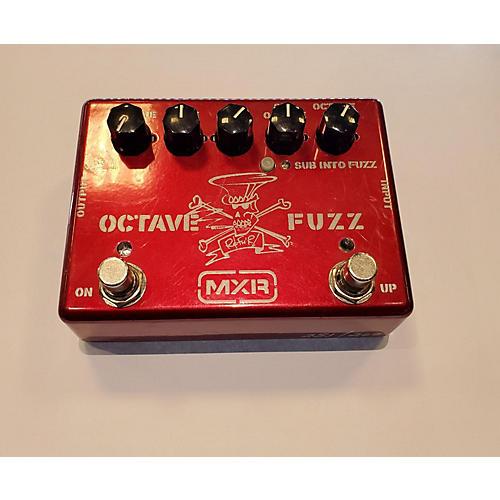 MXR SF01R Octave Fuzz Effect Pedal
