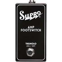 Supro SF1 Tremolo Single Footswtch