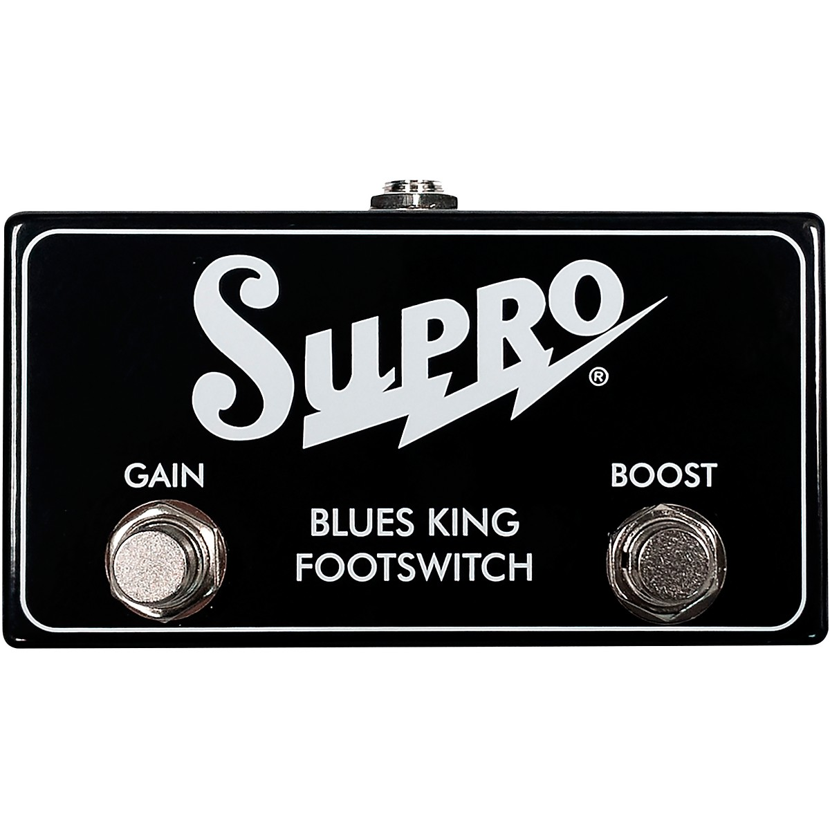 Supro SF4 Footswitch for Blues King 12 Combo Amp