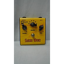 Seymour Duncan SFX05 Lava Box Distortion Overdrive Effect Pedal