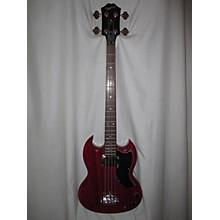 Epiphone SG Bolt On Electric Bass Guitar