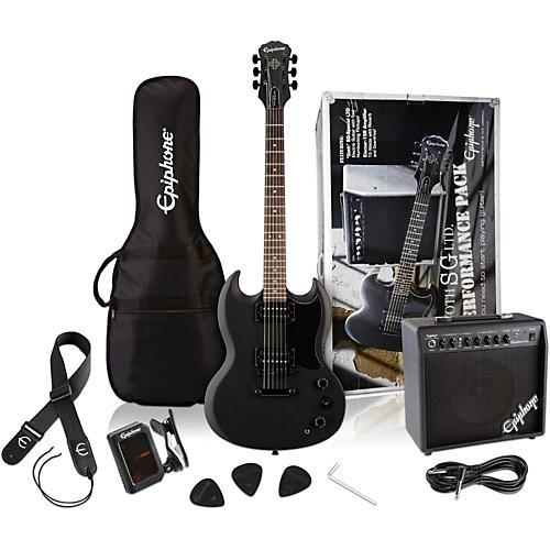 Epiphone Sg Electric Guitar Performance Pack Guitar Center