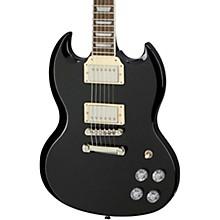 SG Muse Electric Guitar Jet Black Metallic