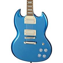 SG Muse Electric Guitar Radio Blue Metallic