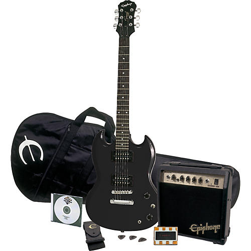 Epiphone SG Special Electric Guitar Player Pack