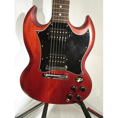 used gibson sg special solid body electric guitar red guitar center. Black Bedroom Furniture Sets. Home Design Ideas