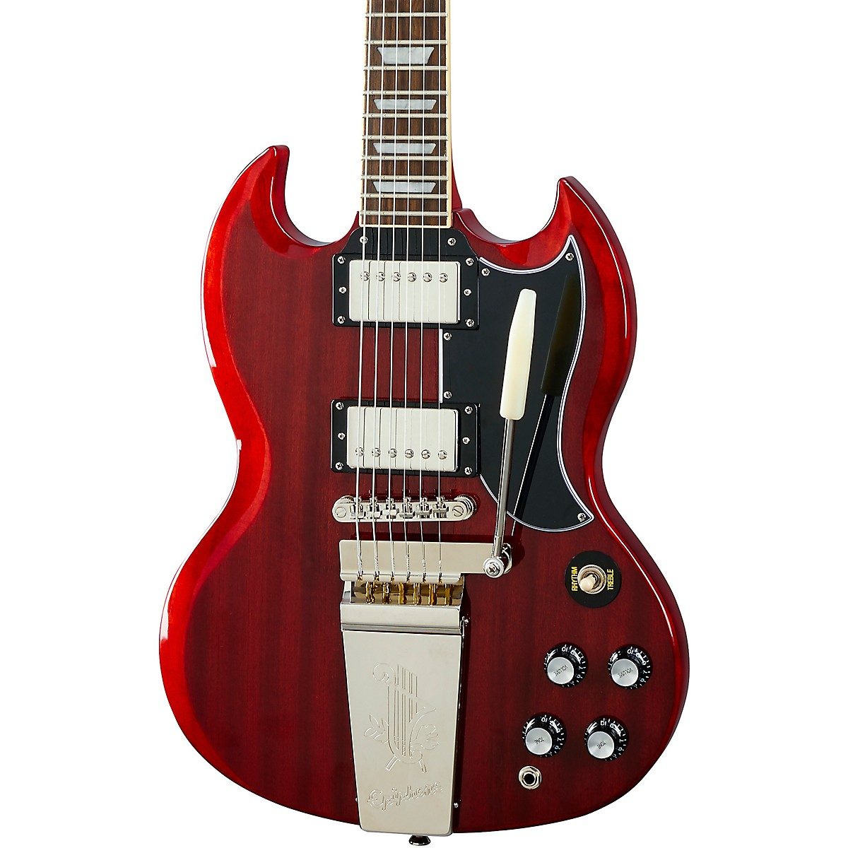 Epiphone SG Standard '61 Maestro Vibrola Electric Guitar