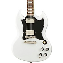 SG Standard Electric Guitar Alpine White