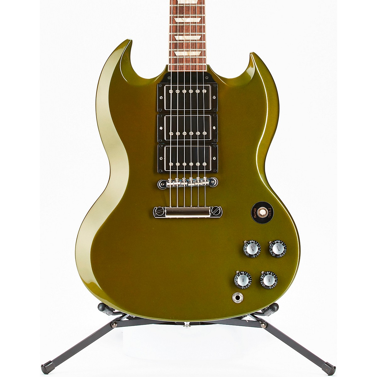Gibson Custom SG Standard Fat Neck 3 Pick Up Electric Guitar