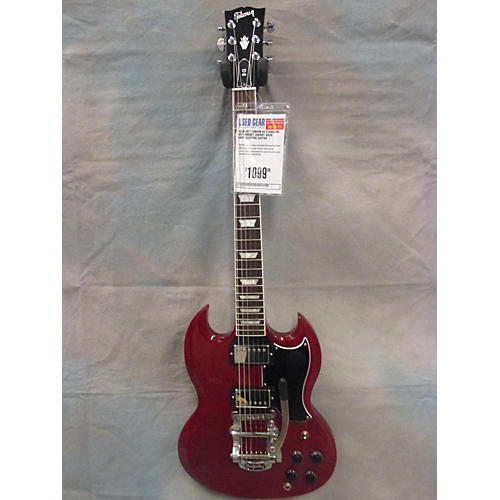Gibson SG Standard With BIgsby Solid Body Electric Guitar
