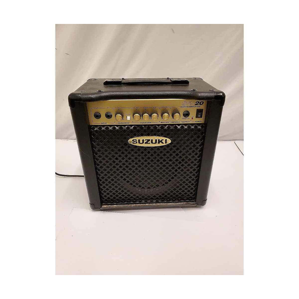 Suzuki SG20 Guitar Combo Amp