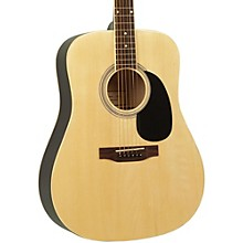 SGD-12 Dreadnought Acoustic Guitar Natural