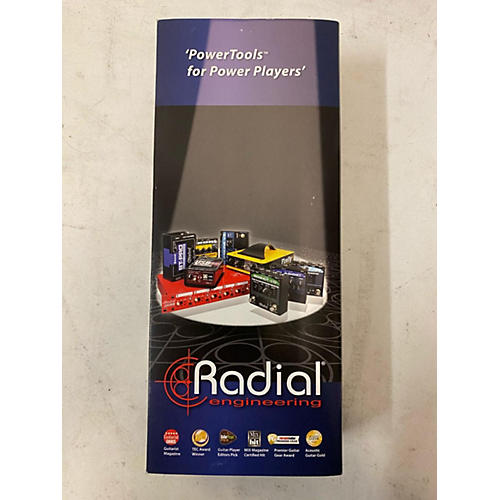 Radial Engineering SGI Audio Interface