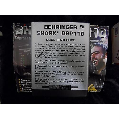 Behringer SHARK DSP110 Vocal Processor