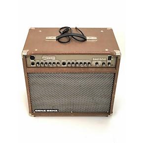 used genz benz shenandoah stereo 60 acoustic guitar combo amp guitar center. Black Bedroom Furniture Sets. Home Design Ideas