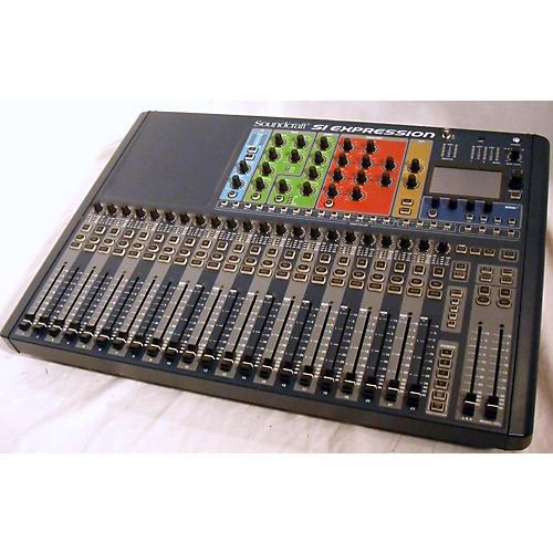 Soundcraft SI Expression 2 Digital Mixer
