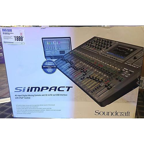 Soundcraft SI IMPACT 2 32CH Digital Mixer
