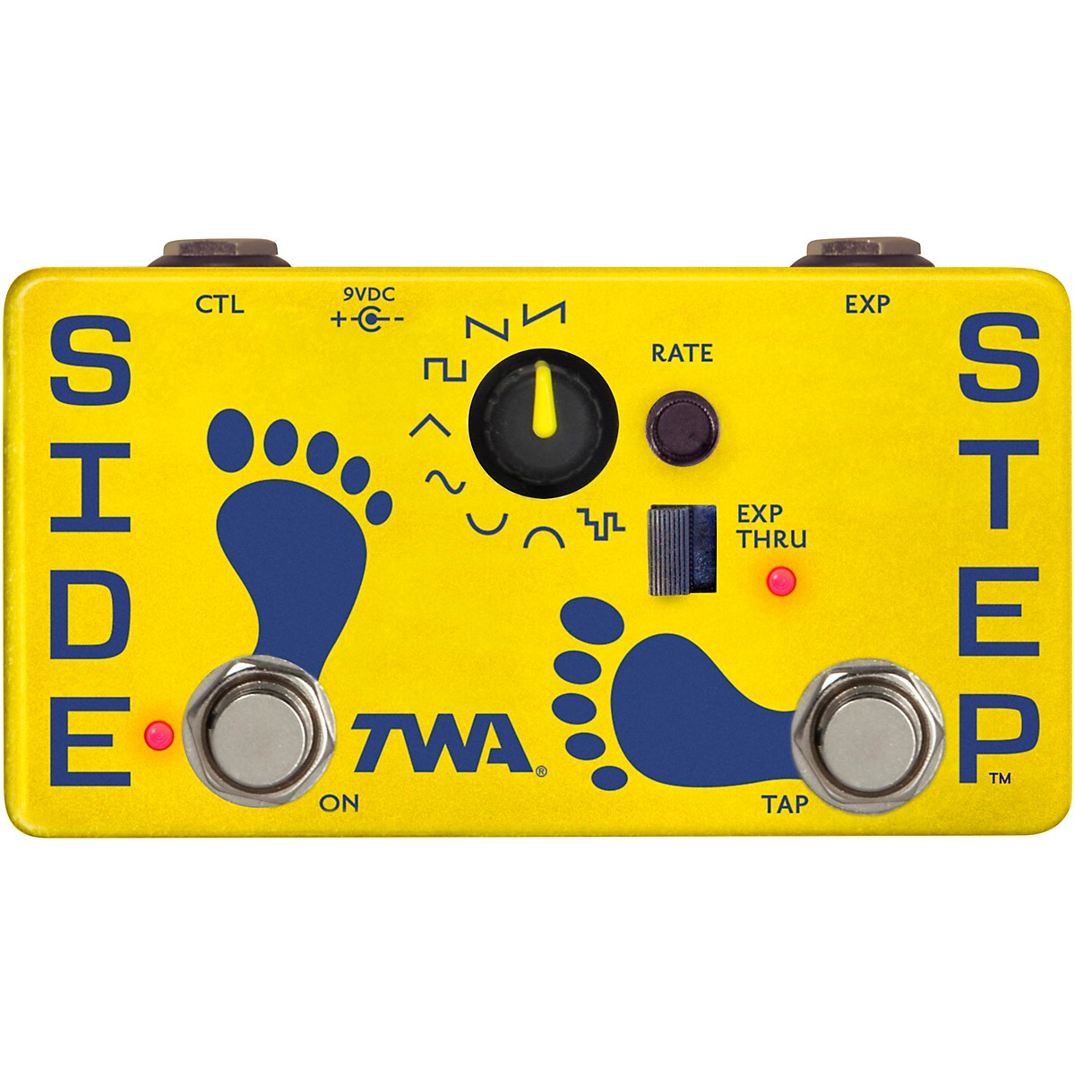 TWA SIDE STEP- universal variable state lfo