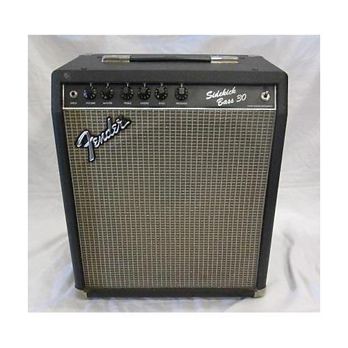 Fender SIDEKICK BASS 30 Bass Combo Amp