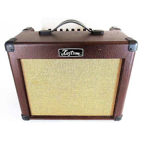 used kustom sienna 35 pro acoustic guitar combo amp guitar center. Black Bedroom Furniture Sets. Home Design Ideas