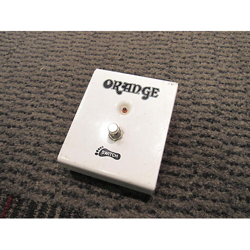 Orange Amplifiers SINGLE FOOTSWITCH Pedal
