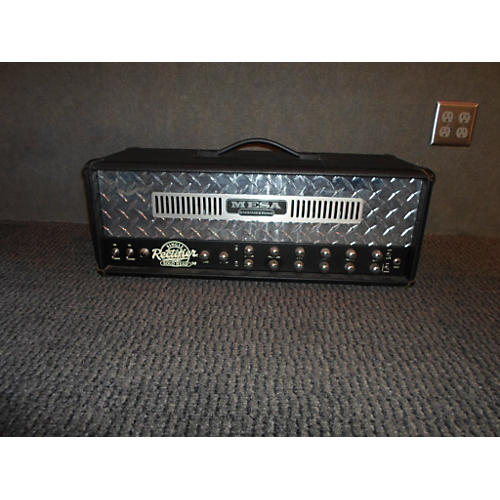 Mesa Boogie SINGLE RECTIFIER SOLO HEAD 50 Tube Guitar Amp Head