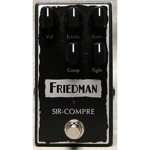 Friedman SIR-COMPRE Effect Pedal