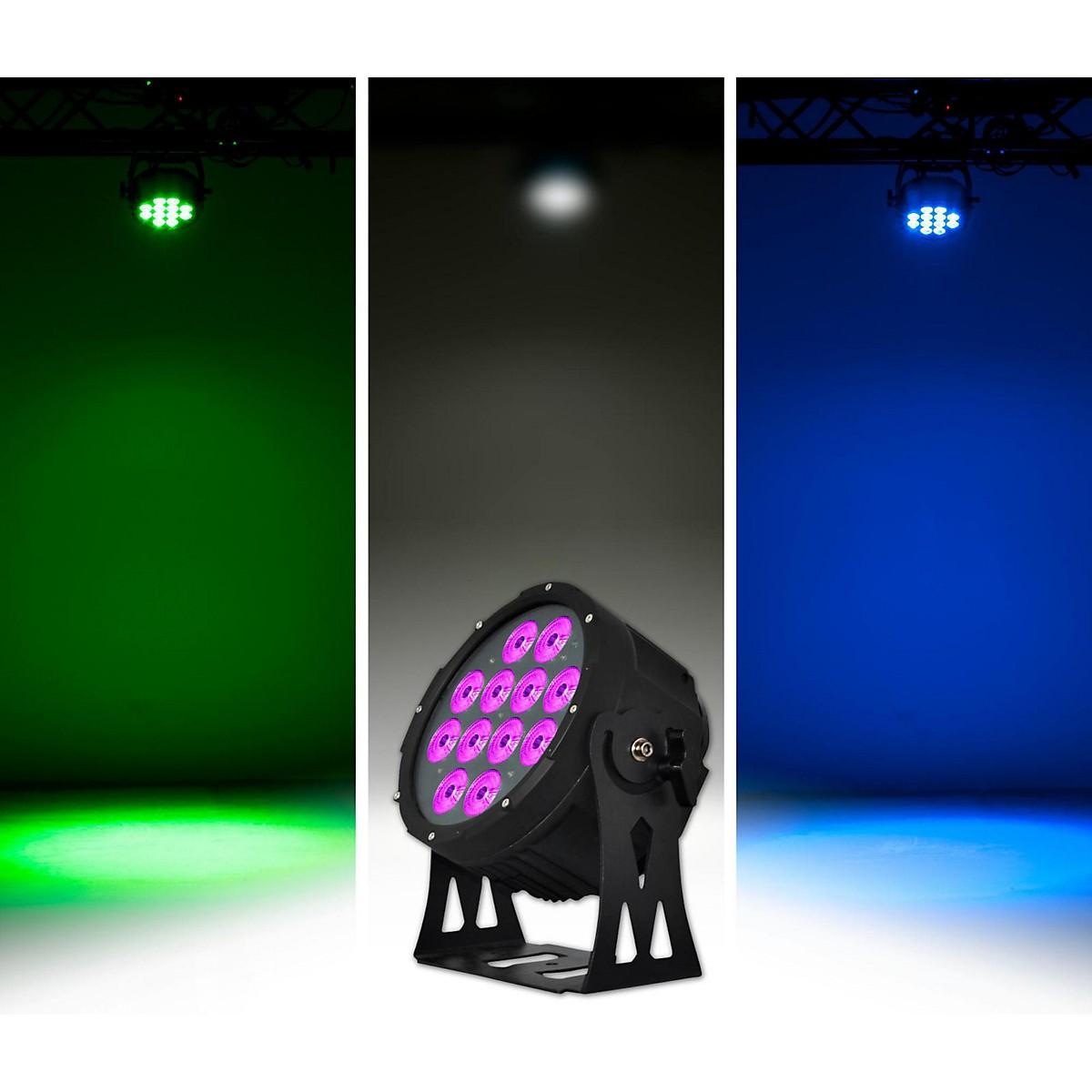 Elation SIXPAR 200 12W 6-in-1 RGBAW+UV LED Par Light