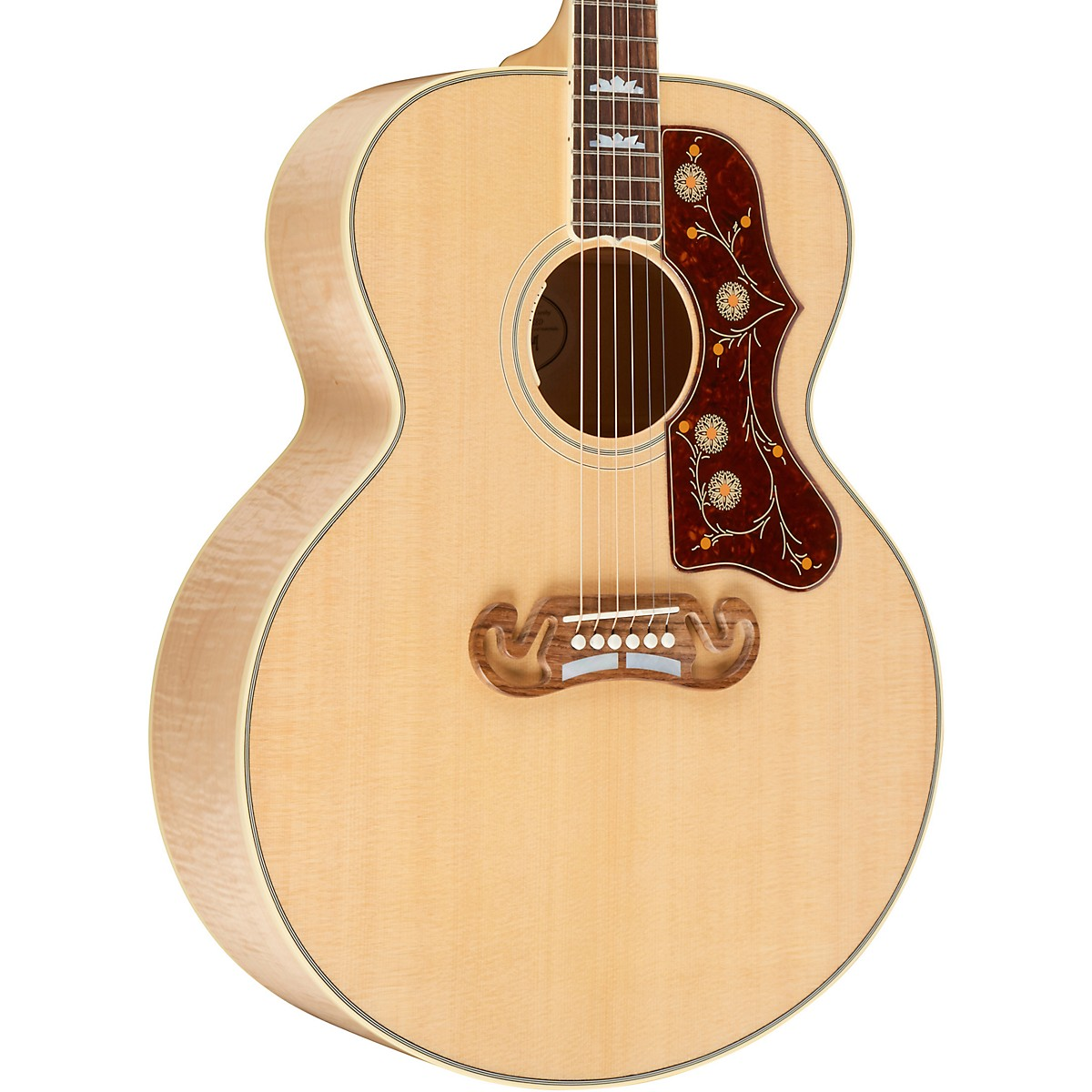 Gibson SJ-200 Standard Acoustic-Electric Guitar