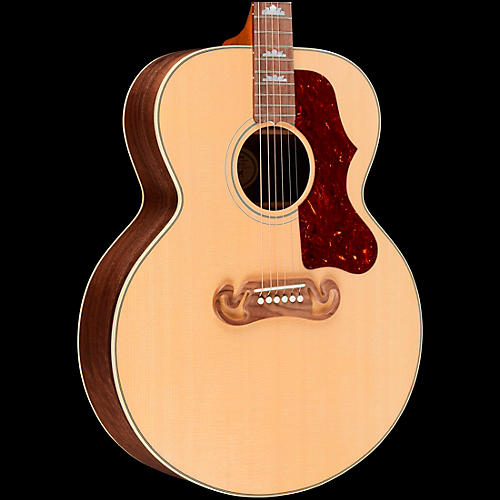 Gibson SJ-200 Studio Acoustic-Electric Guitar