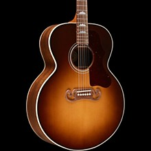 SJ-200 Studio Acoustic-Electric Guitar Walnut Burst