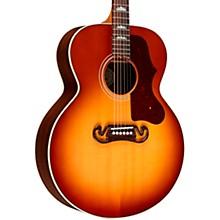 SJ-200 Studio Rosewood Acoustic-Electric Guitar Rosewood Burst