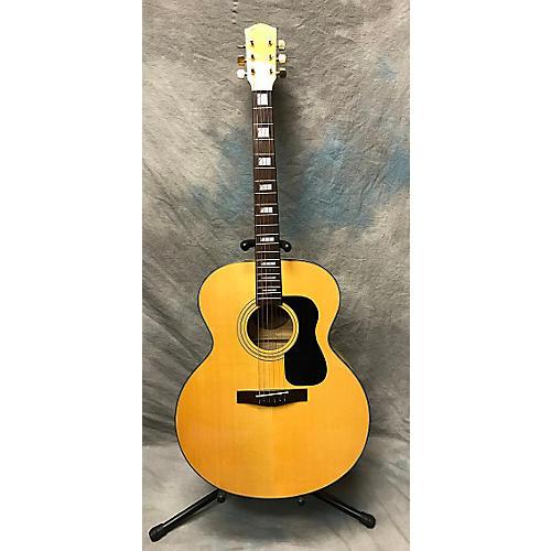 Fender SJ-65S Acoustic Electric Guitar