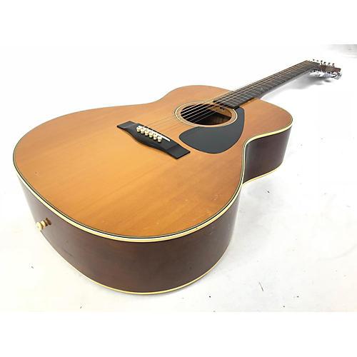 used yamaha sj180 acoustic guitar vintage natural guitar center. Black Bedroom Furniture Sets. Home Design Ideas