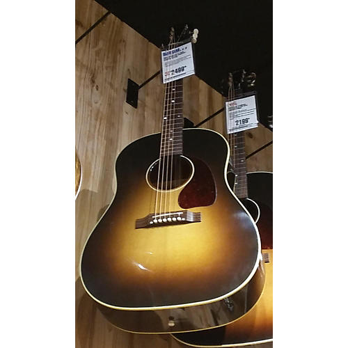 Gibson SJ200 Studio Super Jumbo Acoustic Electric Guitar
