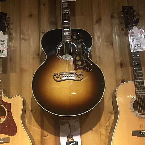 Gibson SJ200 Super Jumbo Custom Acoustic Guitar