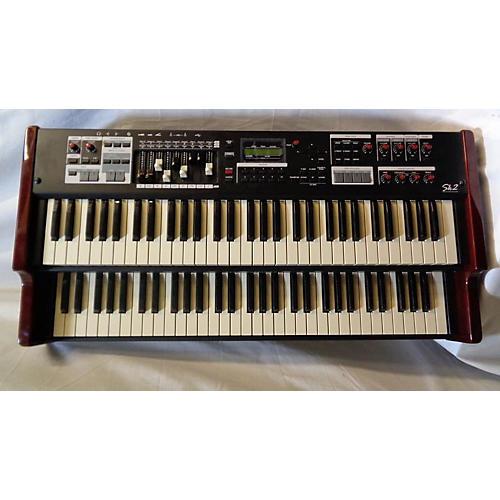 Hammond SK2 Double Manual Synthesizer