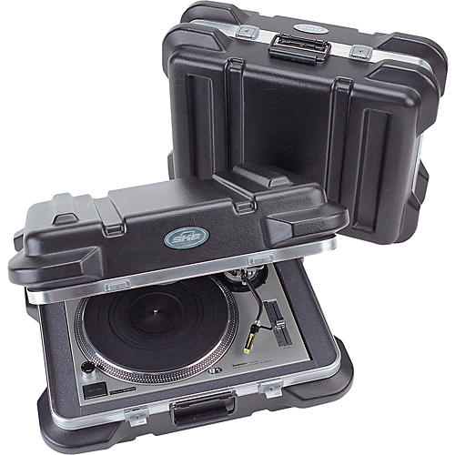 SKB SKB-2416DJ ATA Single Turntable Case